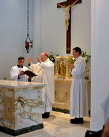 Mass of Dedication - Mary, Mother of the Eucharist Chapel